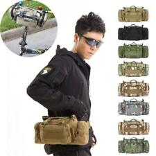 Cycling Bike Bicycle Sports Handlebar Bag Waist Bag Shoulder Bag Holder Pouch FW