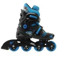 No Fear Kids Boys Inline Skate Junior Skates Buckle Comfortable Fit