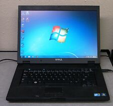 Dell Laptop Window 7 PRO 14.1 LCD Intel Duo 2.4 2GB 160GB -1 YEAR WTY  -z