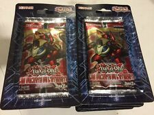 French Yugioh Secrets Of Eternity 24-blistered Booster Lot Card Game Tcg Ccg