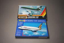1/200 Revell British Airways & Matchbox Aer Lingus Boeing 737-200
