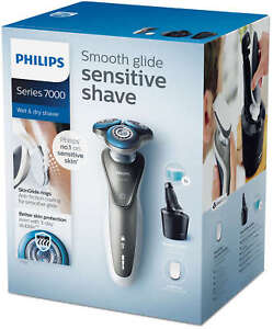 Geniune Philips Series 7000 S7720 Wet & Dry Electric Mens Shaver