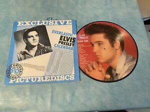 elvis presley Picture Disc
