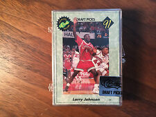 1991 CLASSIC PREMIERE EDITION NBA BASKETBALL DRAFT PICKS FACTORY SEALED Numbered