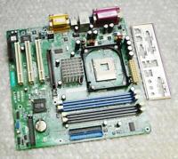 ASRock GE PRO-HT REV 1.02 Socket 478 / mPGA47B Motherboard with I/O Back Plate