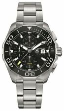 New Tag Heuer Aquaracer 300M Automatic Chronograph Men's Watch CAY211A.BA0927