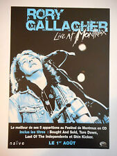 ▓ PLAN MEDIA ▓ RORY GALLAGHER : LIVE AT MONTREUX