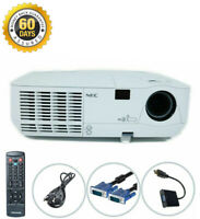 White TeKswamp Video Projector Remote Control for NEC VE281