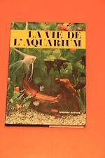 LA VIE DE L'AQUARIUM NATHAN + PARIS POSTER GUIDE
