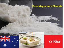 100% magnesium chlorid food grade tofu coagulant home made restaurant 100g AU