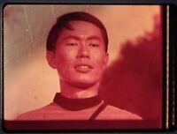 Star Trek TOS 35mm Film Clip Slide Shore Leave Hikaru Sulu George Takei 1.15.27