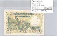 BILLET BELGIQUE - 50 FRANCS - 17.5.1935 - 1ère ANNÉE