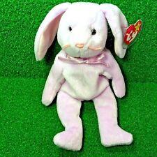 Very RARE 1996 PVC Ty Beanie Baby Floppity Rabbit ORIGIINAL & SUFACE Errors MWMT