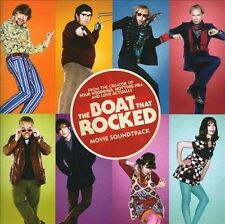 The Boat That Rocked [Movie Soundtrack] by Original Soundtrack (CD, Mar-2009, 2 Discs, Mercury)