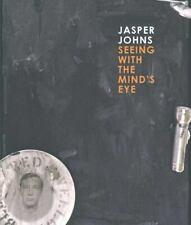 Jasper Johns: Seeing with the Mind's Eye 2012 HC/DJ Yale University Press SEALED