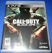 Call of Duty: Black Ops Sony PlayStation 3 *Free Shipping!
