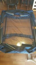 Graco Pack N Play Replacement Clip On Mesh Bassinet Navy