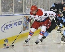 2011 Winter Classic NICKLAS BACKSTROM Washington capitals LICENSED picture 8x10