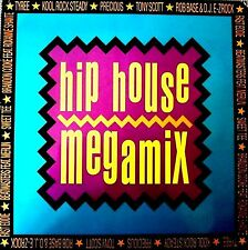 LP - Hip House Megamix - Various Megamix Non Stop - NUEVO - NEW, STOCK STORE