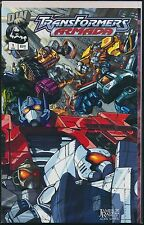 Transformers Armada #1 Tri-Fold Cover (DW [Dreamwave] 2002-2004) 1st Print VF/NM