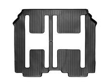 WeatherTech FloorLiner Floor Mats for Mazda CX-9 - 07-15 - 2nd/3rd row - Black