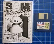 SAM Revival issue 12 with Mage Fire - May/June 2005 Back Issue (SAM Coupe mag)