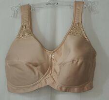 Amoena Mastectomy Bra 34DD #2153 Nude New Free Shipping
