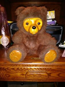 Vintage 1986 Robert Raikes Bear Limited Edition 9435/15000