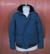 Penfield Hanford 80/20 Down Filled Small Parka Jacket Shearling Collar R12