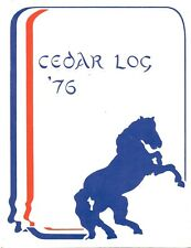 Cedar Cliff High School Camp Hill Pennsylvania 1976 Yearbook Annual