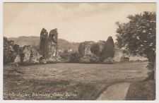 Hampshire postcard - Winchester, Wolvesley Abbey Ruins