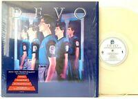 Devo New Traditionalists CLEAR VINYL 523961-1 Warner Bros LP Vinyl Record Album