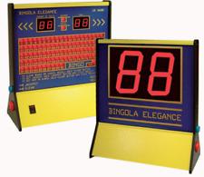 Bingola Electronic Bingo Machine Elegance All Venue Occasion Classic Game Raffle