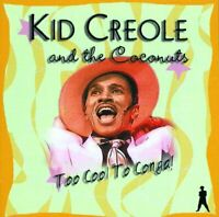 Kid Creole And The Coconuts ‎– Too Cool To Conga! (2004)  CD  NEW  SPEEDYPOST