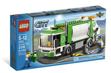 Lego Garbage Truck 4432 City Dump Recycle Rubbish Minifigs NISB Mint Sealed Truc