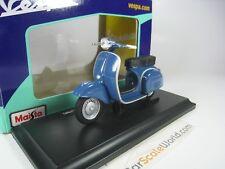 Vespa 150 sprint Veloce 1969 1/18 Maisto (blue)