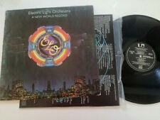 "ELO A New World Record SPAIN LP VINYL ""NOT EMBOSSED COVER"" 1976 E.L.O."