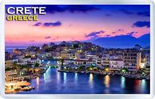 CRETE GREECE FRIDGE MAGNET SOUVENIR IMAN NEVERA