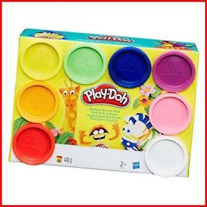 Play-Doh - RAINBOW PACK - 8 VA