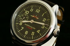 Vintage military style German & CCCP WAR2 watch submarine U-boote