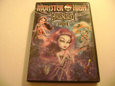 Monster High: Haunted (DVD, 2015, En/Fr/Sp) Mattel