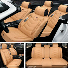 1 Set Durable Car Styling Interior Seat Cover Cushion Protector with Accessories