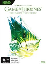 Game Of Thrones : Season 2 : Limited Edition (DVD, 2018, 5-Disc Set) (Region 4)