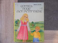 BD contes pour mon petit frère - TOURET - 1976