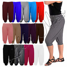 Harem Unbranded Not Relevant Loose Fit Trousers for Women