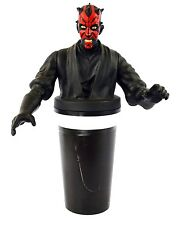 Star Wars Episode 1 Darth Maul Bust Tumbler Adjustable Arms Realistic Features