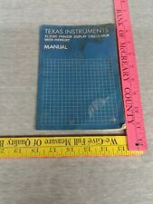 Texas Instruments TI - 5130 Manual