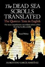The Dead Sea Scrolls Translated : The Qumran Texts in English by Florentino...