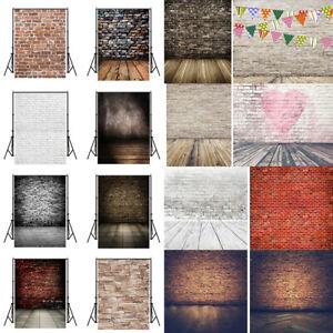Retro Brick Wall Photography Background Studio Photo Backdrop