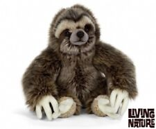 LIVING NATURE LARGE SLOTH - AN401 SOFT CUDDLY CUTE PLUSH REALISTIC STUFFED TOY